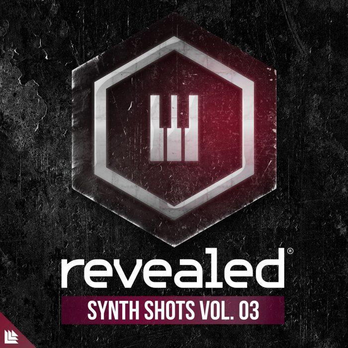 Alonso Sound Revealed Synth Shots Vol 3