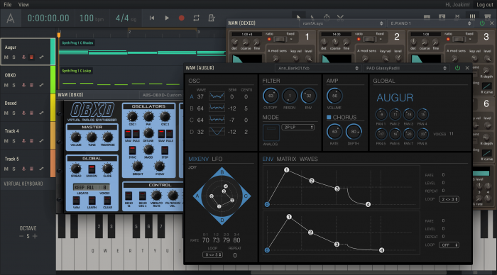 Amped Studio 2.0 WAMs