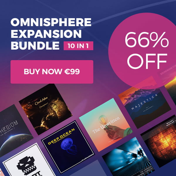 Audio Bundle Deals Omnisphere Expansion Bundle
