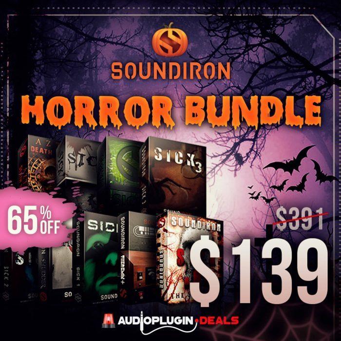 Audio Plugin Deals Soundiron Horror Bundle