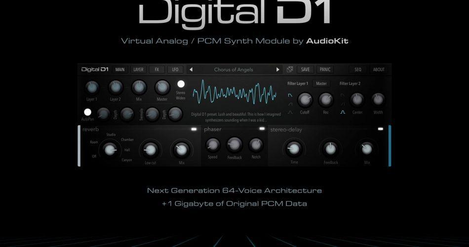 AudioKit Digital D1 Digital D1