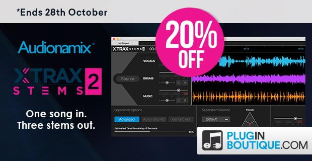 Audiomanix Stems2 Sale