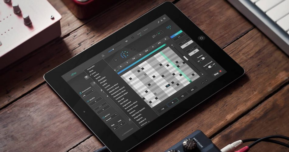 Audiomodern Riffer iPad