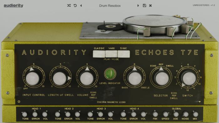 Audiority Echoes T7E 1.2