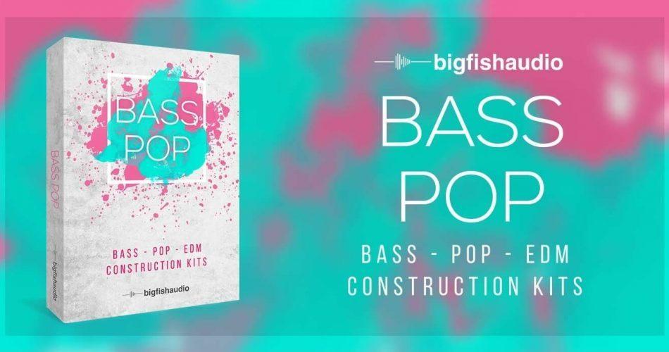 Big Fish Audio Bass Pop