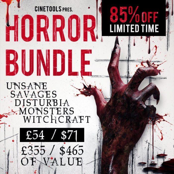 Cinetools Horror Bundle