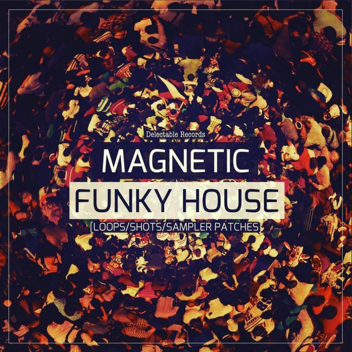 Delectable Records Magnetic Funky House