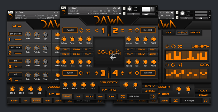 Ecliptiq Audio Dawn