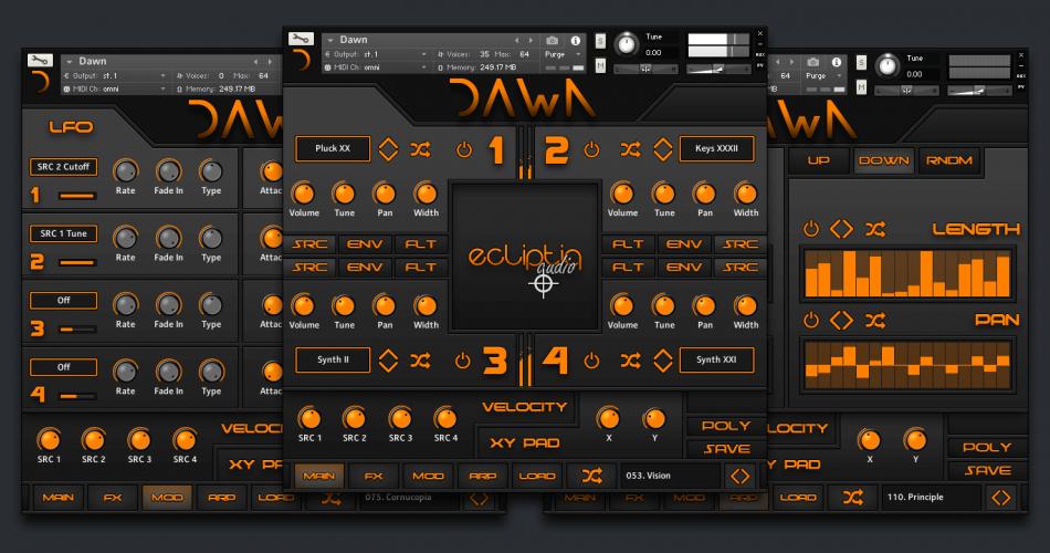 Ecliptic Audio Dawn