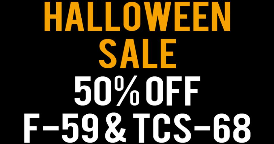 Fuse Audio Labs Halloween Sale