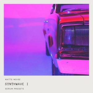GOGOi Synthwave I for Serum Matte Noise