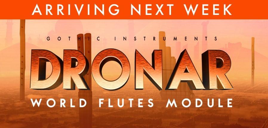Gothic Instruments Dronar World Flutes