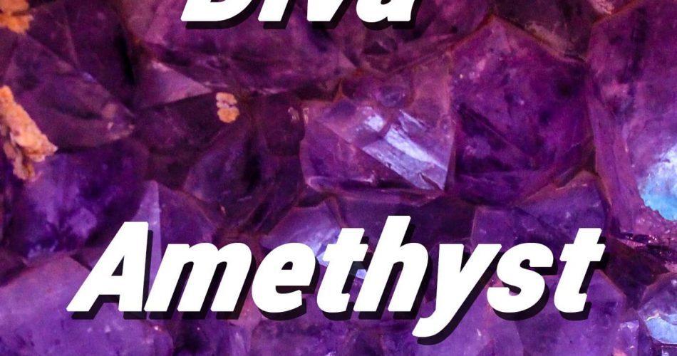 Heartwood Soundware Diva Amethyst