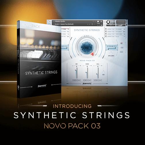 Heavyocity Novo Pack 03 Synthetic Strings