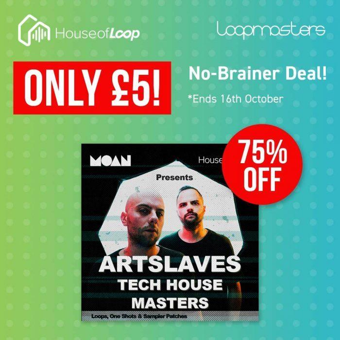House of Loop Artslaves 5 GBP Sale