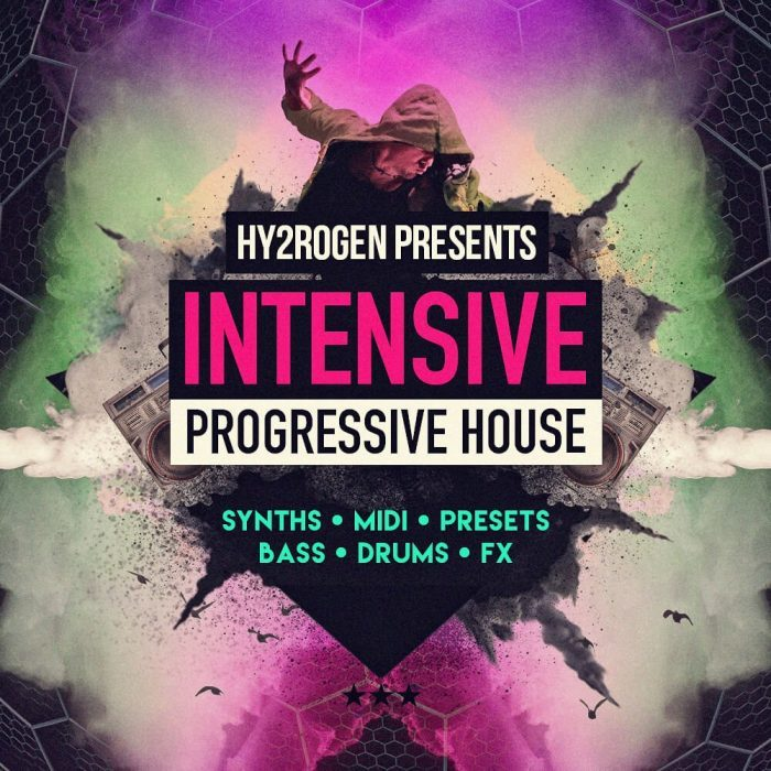 Hy2orgen Intensive Progressive House