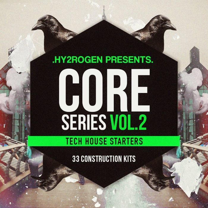 Hy2rogen Core Series Vol 2