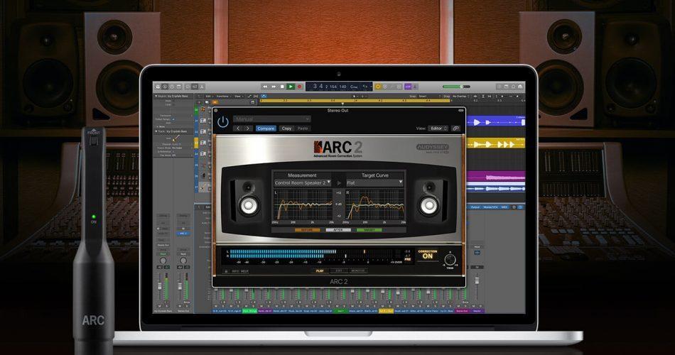 IK Multimedia ARC 2.5 promo