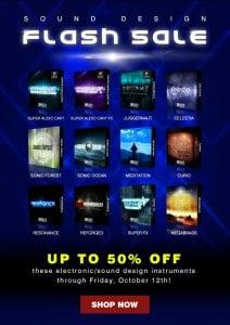 Impact Soundworks Sound Design Flash Sale
