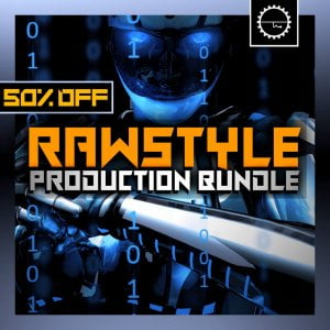 Industrial Strength Rawstyle Production Bundle
