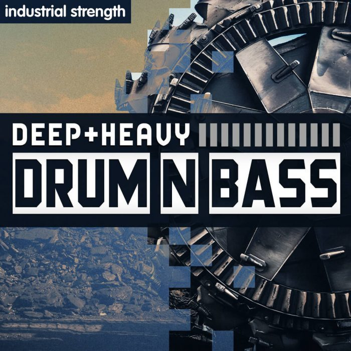 Industrial Strength Samples Deep Heavy Drum n Bass