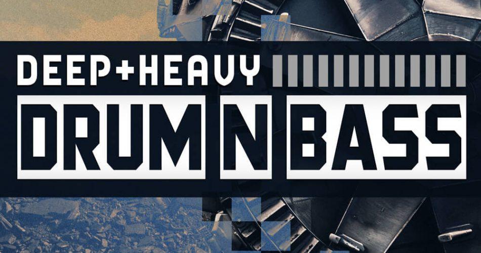 Industrial Strength Samples Deep Heavy Drum n Bass