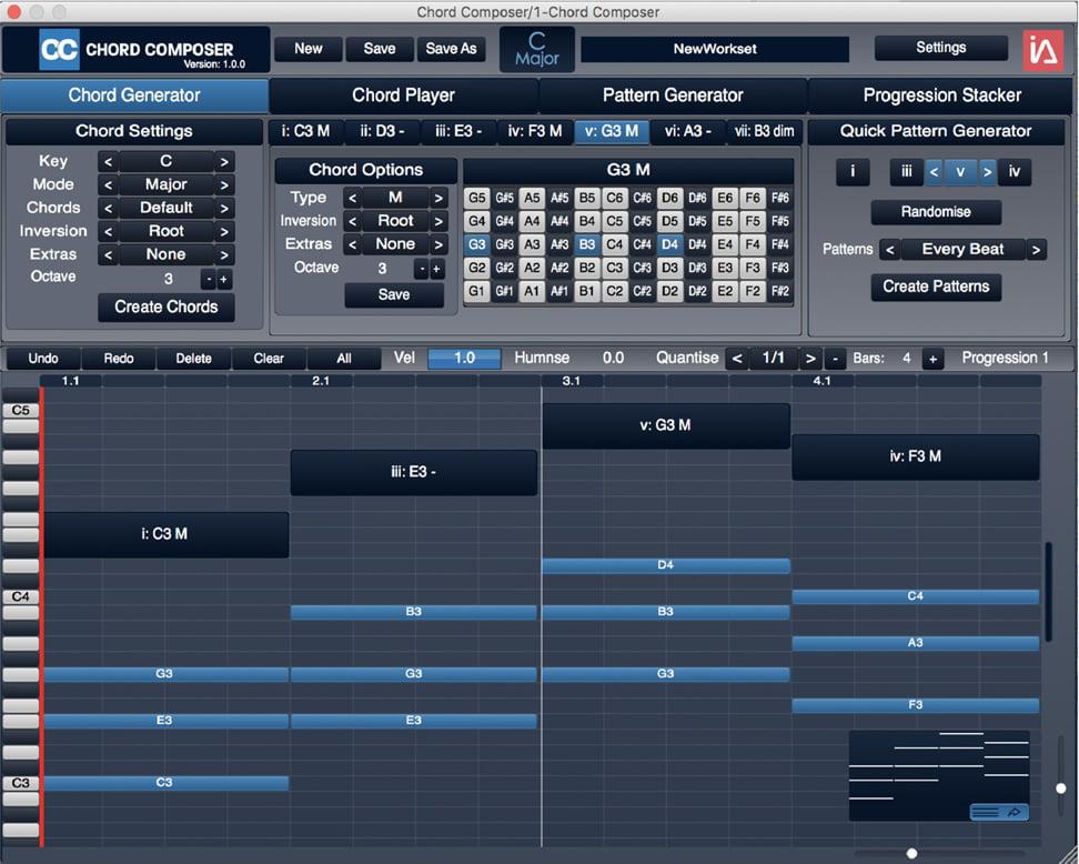 Captain Chords 0 Chord Progression Software Vst Plugin