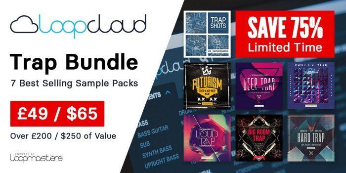 Loopcloud Trap Bundle deal