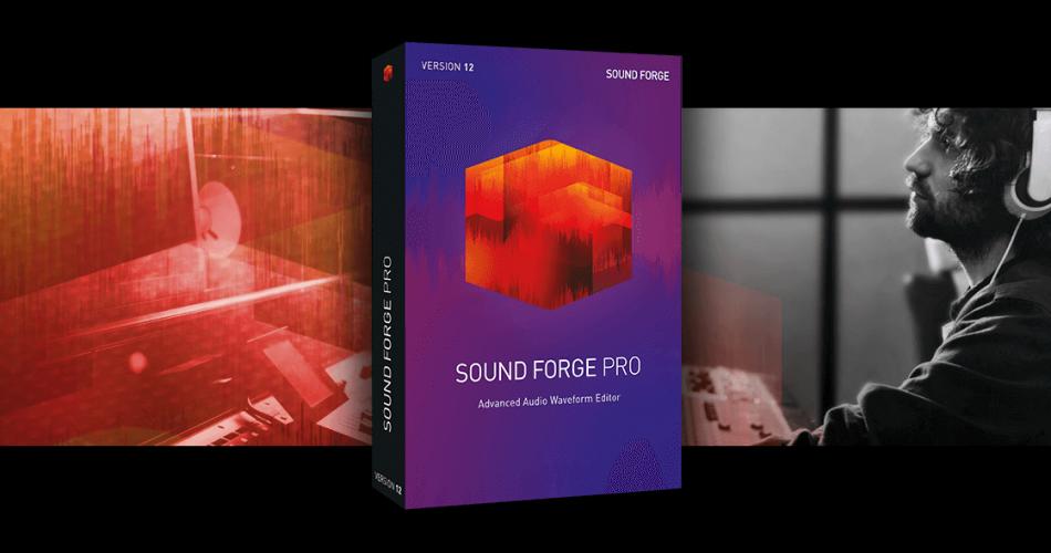 Magix Sound Forge Pro 12 Sale