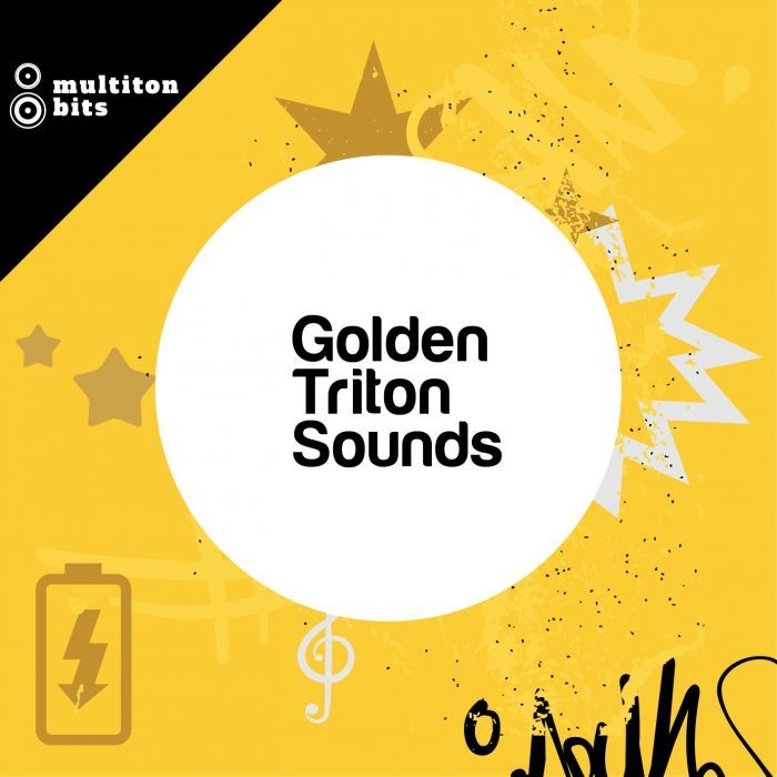 Multiton Bits Golden Triton Sounds