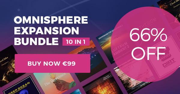 Omnisphere Expansion Bundle