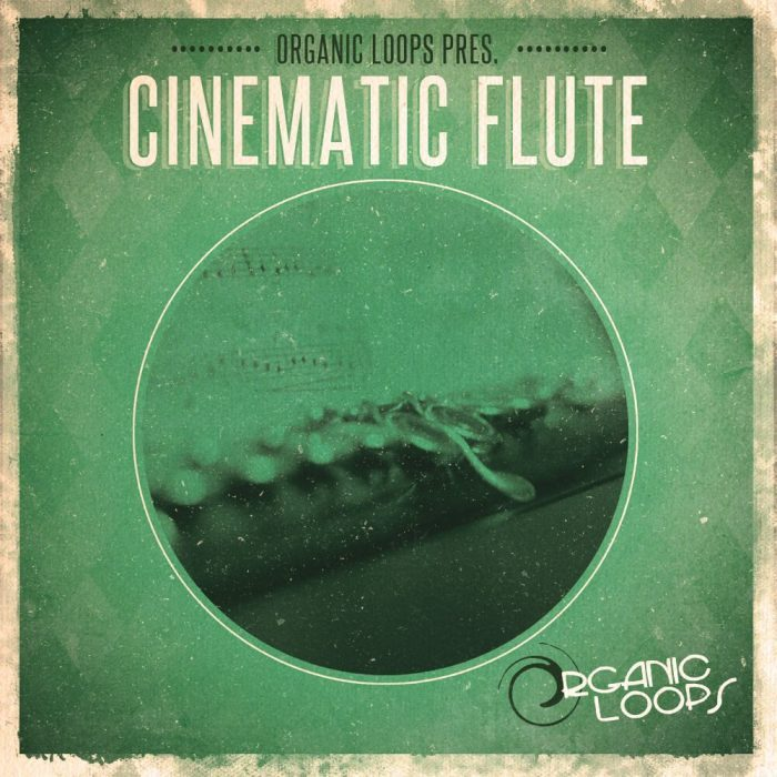 Organic Loops Cinematic Flute
