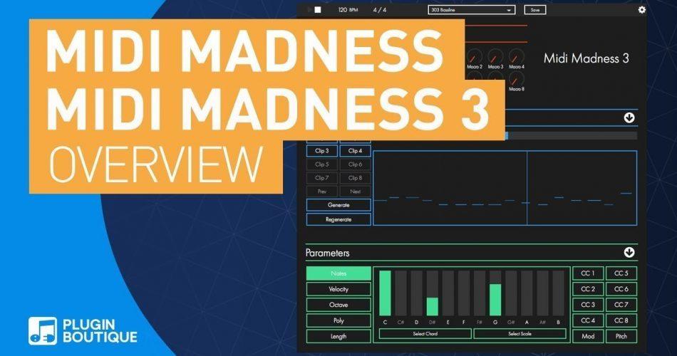 PIB MIDI Madness 3 overview