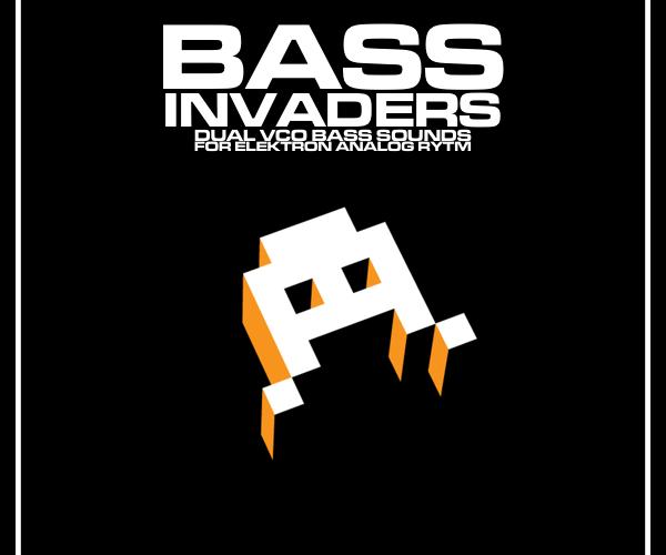 Plughugger Bass Invaders