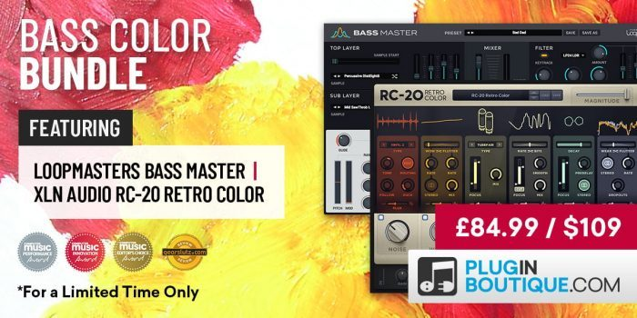 Plugin Boutique Bass Color Bundle