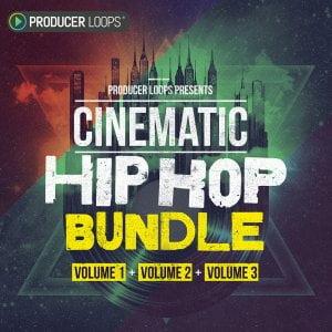 Producer Loops Cinematic Hip Hop Bundle