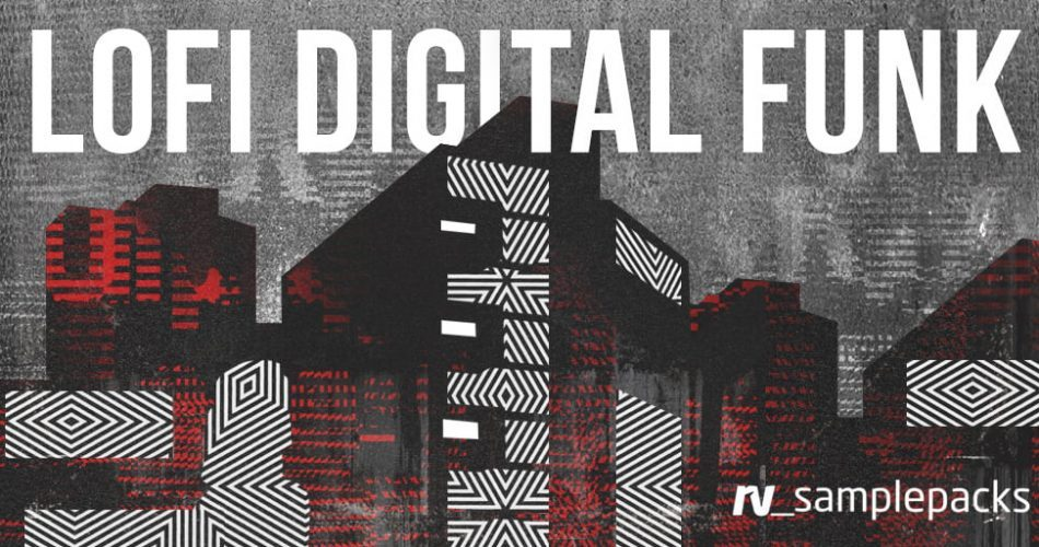 RV Samplepacks Lo-Fi Digital Funk