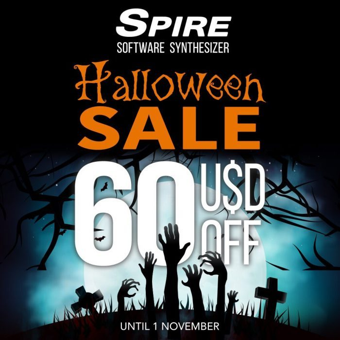Reveal Sound Spire Sale Halloween