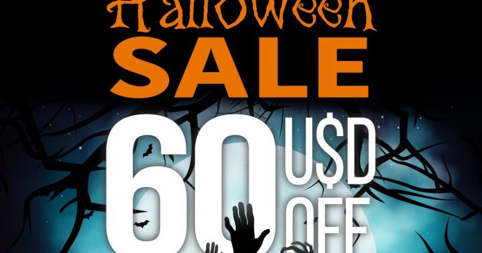 Reveal Sound Spire Sale Halloween