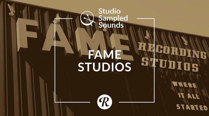 Reverb Studio Sampled Sounds Drums Vol 3 Fame Studios
