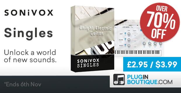 SONiVOX Singles PluginBoutique