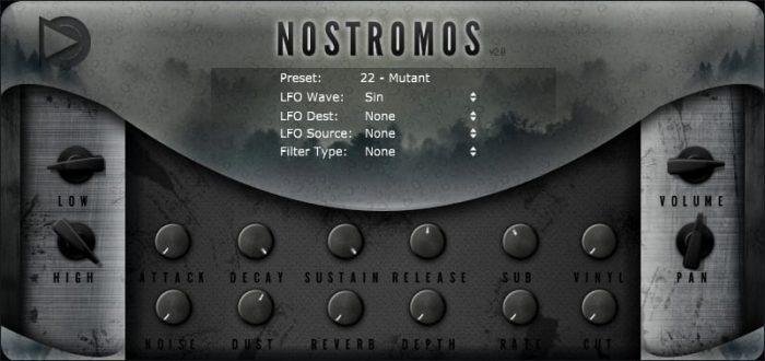 SampleScience Nostromos v2