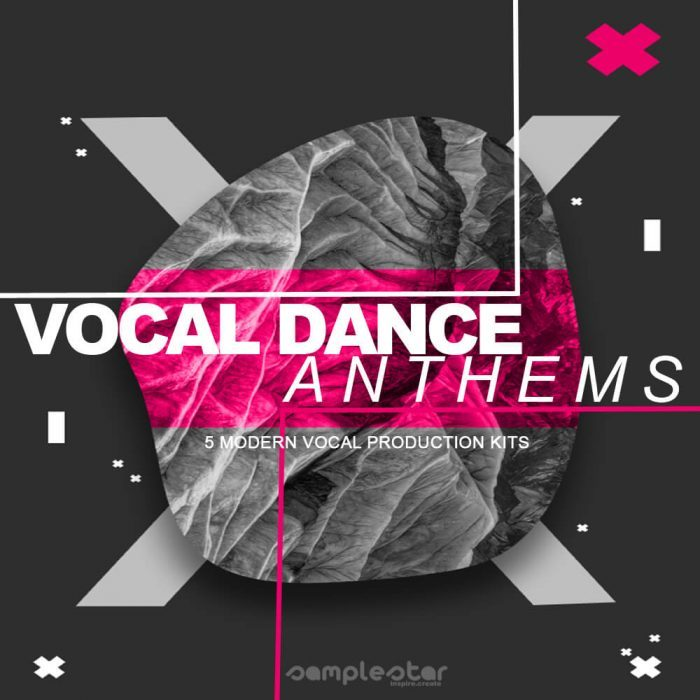 Samplestar Vocal Dance Anthems