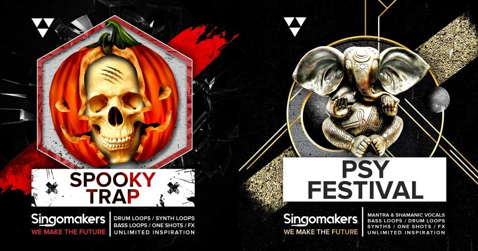 Singomakers Spooky Trap & Psy Festival