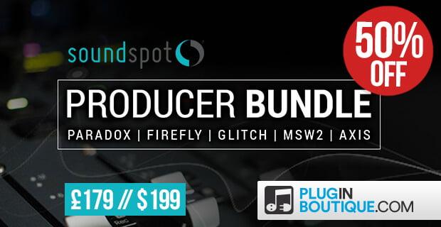 Soundspot Producer Bundle sale
