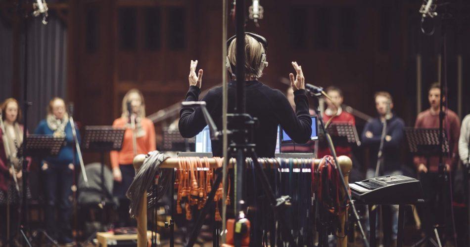 Spitfire Audio Eric Whitacre Choir feat
