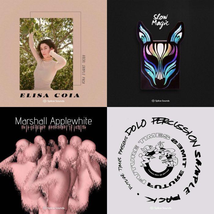 Splice Sounds Elisa Coia, Slow Magic, Marshall Applewhite & Future Times
