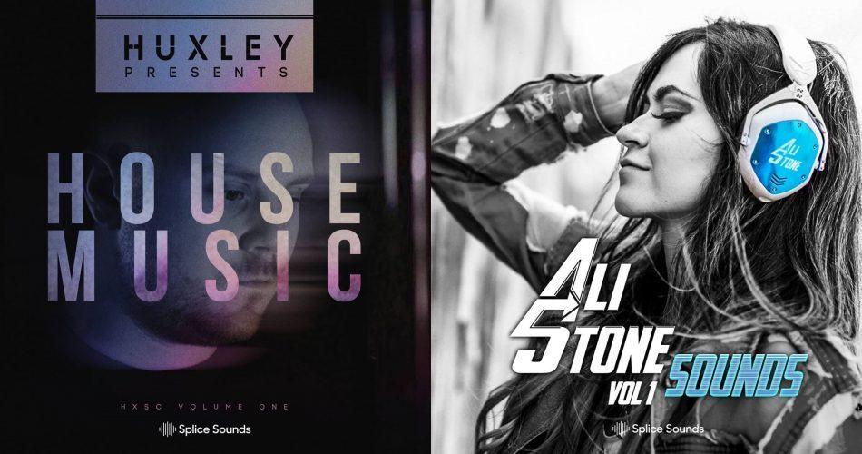 Splice Sounds Huxley & Ali Stone