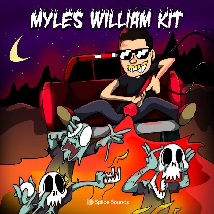 Splice Sounds Myles William Kit