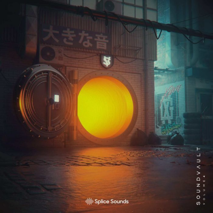 Splice Sounds X&G Sound Vault Vol 4